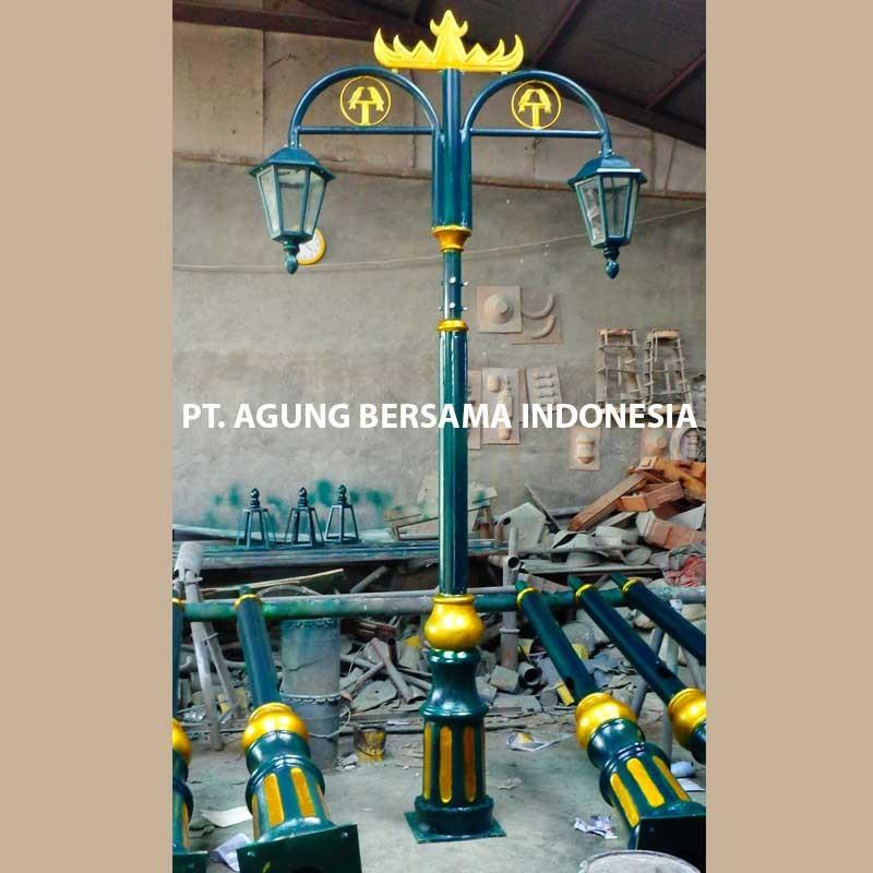 Beautifull Lampu Taman Bulat  Paling Dicari