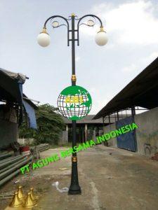 Jual Tiang Lampu Taman Kota Tiang Lampu Jalan Pju Dekoratif