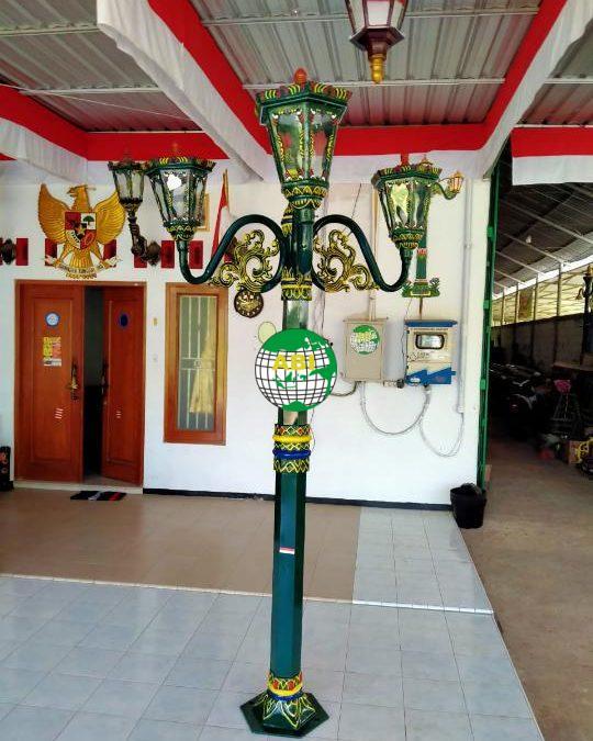 Harga Tiang Lampu 3 Meter