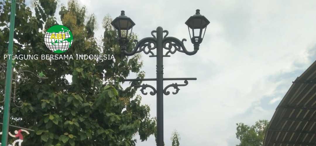 Langkah Pembuatan Lampu Hias