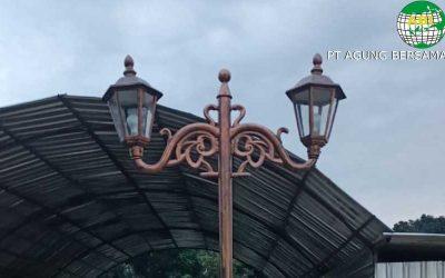 Tips Merawat Tiang Lampu Taman